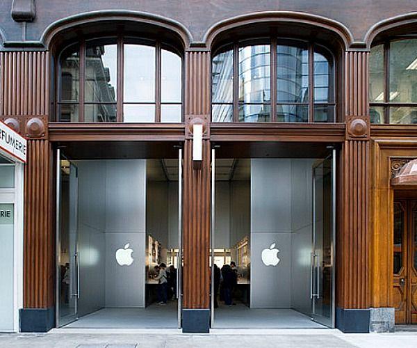 #Apple store in Geneva, Switzerland. #Architecture