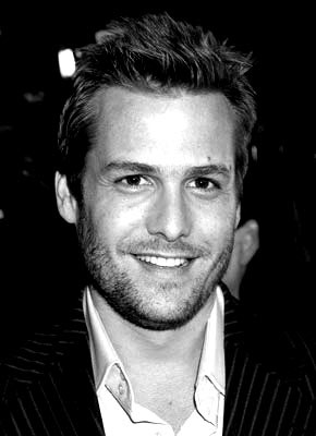 Gabriel Macht - where has he been all my tv/movie viewing life?!? ;-) Suits