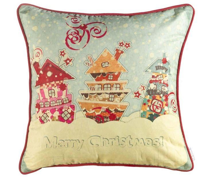 Christmas Moments Párnahuzat 43x43 cm - Vivre