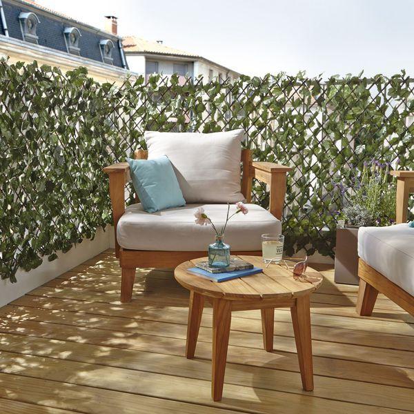 Les 25 meilleures id es concernant treillis de jardin sur - Treillis pour terrasse ...