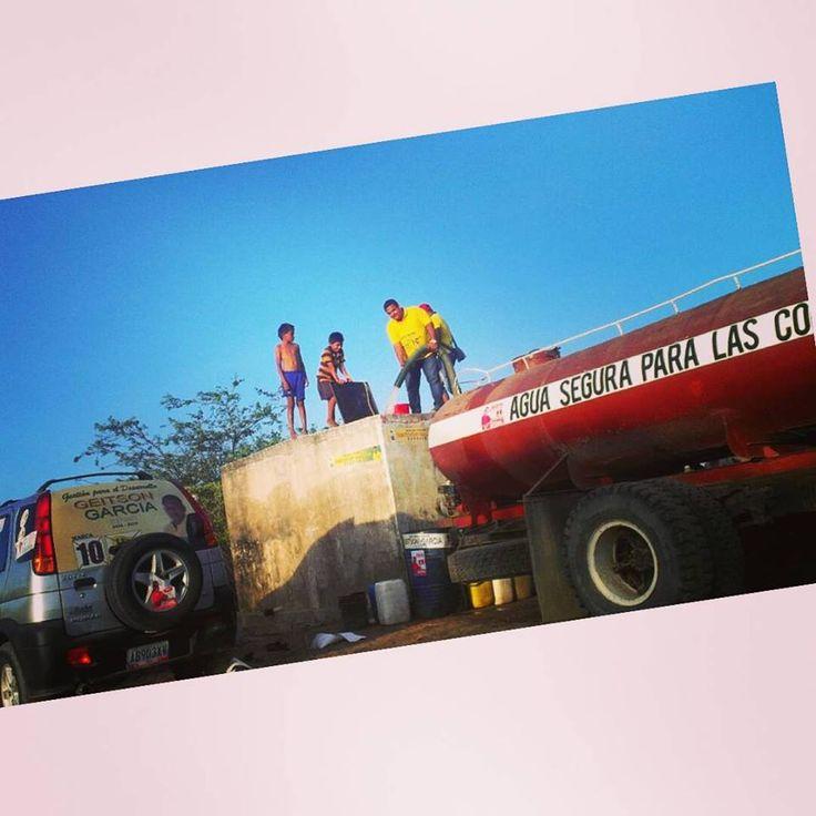 Con la bendición del procurador de Colombia así funcionan los acueductos en La Guajira