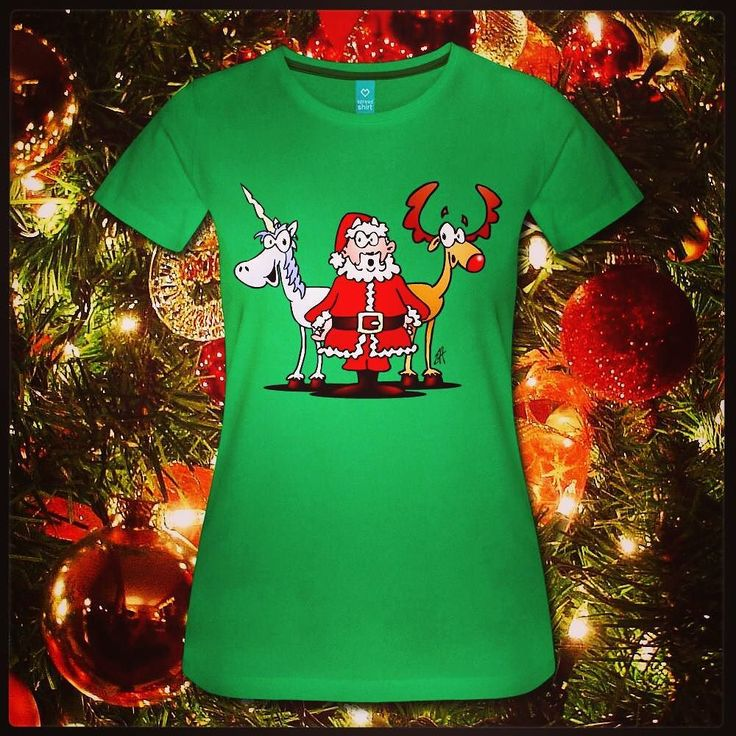 https://www.cardvibes.com/en/themed-t-shirt-shops/christmas-t-shirts#!santareindeerunicorn-A109164584  Santa his reindeer and a unicorn on a T-Shirt. Now on #blackfriday sale in our Christmas T-Shirt store.  #Santa #santaclaus #unicorn #reindeer #tshirt #Christmas #tshirtdesign #fashion #shopping #shop #gift #christmasgifts #colorful #instapic #instagood #dailysketch #dailydrawing #POD #podartist #ig #igers #bestofig #cybermondaysale #blackfridaysale #Cardvibes #Tekenaartje #Instagram…