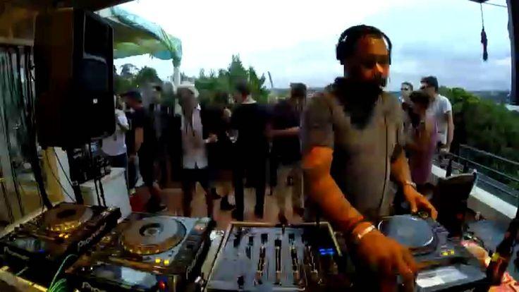 Derrick Carter Boiler Room Sydney Daytime DJ Set