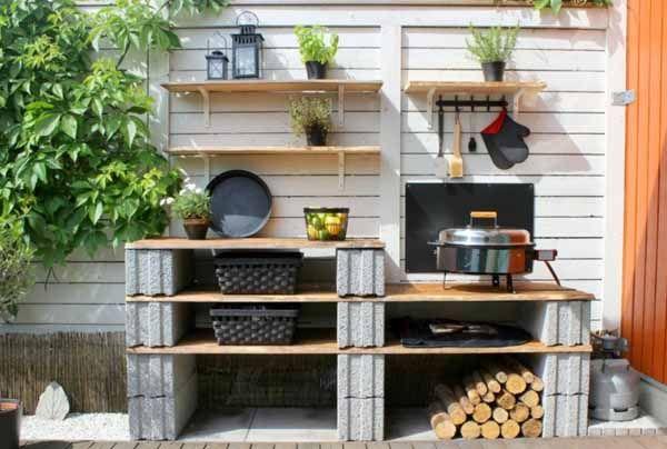 Záhradný nábytok: neobvyklé a jednoduché projekty - Ruky