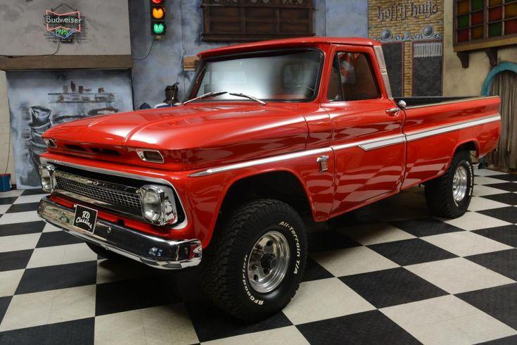 1964 Chevrolet C10 Longbed C15 Pickup 4x4 Oldtimer en venta-ES