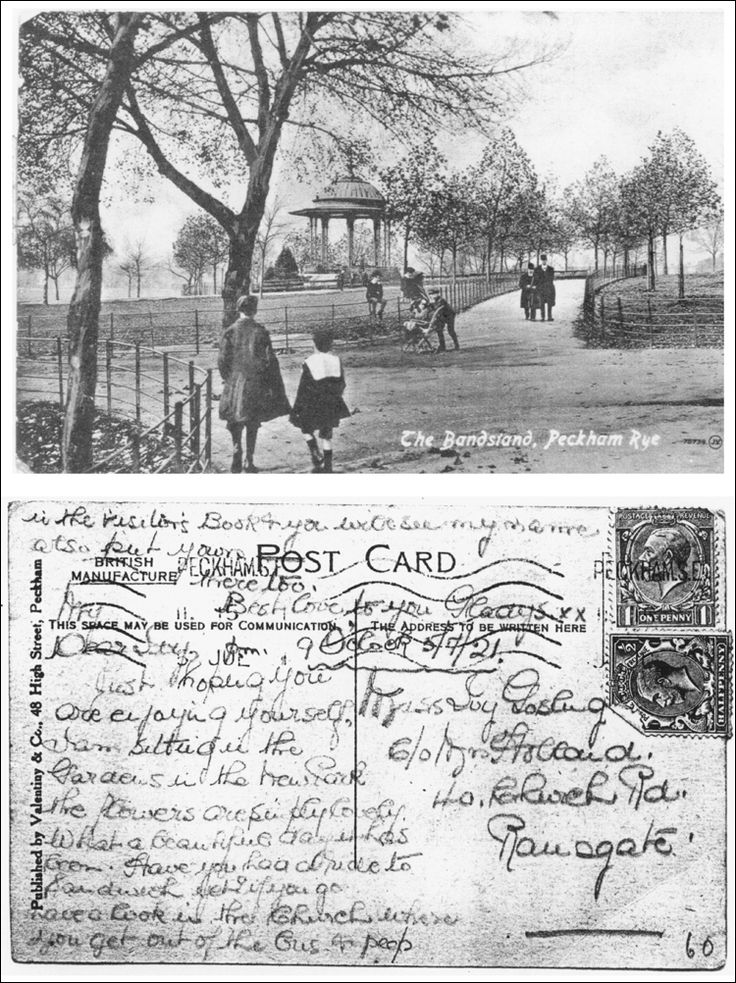 Peckham Rye was Peckham's largest open space. it was common land which the Camberwell vestry purchased in 1868 to prevent threatened development. The roads fronting the Rye were built on in the early 19th century, when Peckham was a popular location for middle-class residents. The pond on the site of the now closed lido was fed by the River Peck, which gives Peckham its name.