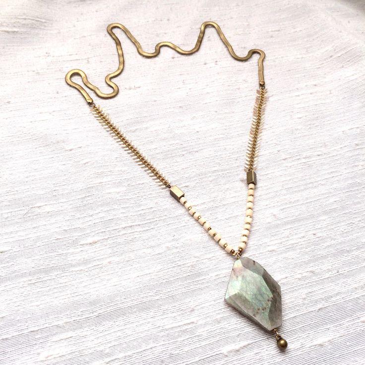 Atlantis Necklace at www.soulfarijewelry.com