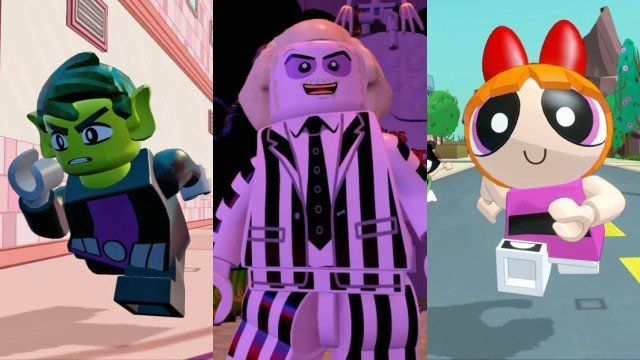 #Lego @LEGO_Group ‏ Dimensions Wave 9 Revealed, Includes Beetlejuice and More! #NewMovies #beetlejuice #dimensions #includes #revealed