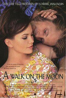 A Walk On The Moon w/ Viggo Mortensen and Diane Lane. One Hot Movie!