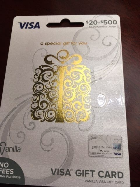 #Coupons #GiftCards $225.00 Visa Card, Ready to use. No fees. Not Reloadable. READ BELOW... #Coupons #GiftCards