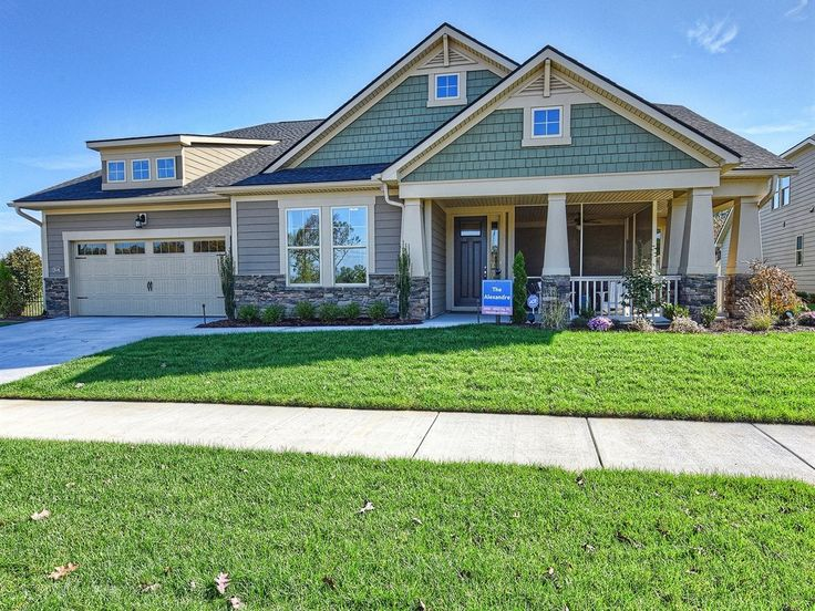 Come visit the Alexandre Model at 6516 Crown Parkway in Durham.