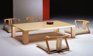Японская мебель для столовой
