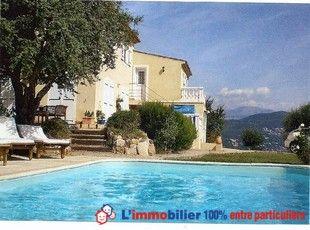 Hauteurs lac St Cassien. Joli hameau authentique 15 mn GRASSE et FAYENCE. Jolie bastide provençale, grand séjour lumineux face à terrasse, jardin paysagé, cuisine d'été couverte, pergola. Terrain clos, vue panoramique, calme absolu http://www.partenaire-europeen.fr/Annonces-Immobilieres/France/Provence-Alpes-Cote-d-Azur/Var/Vente-Maison-Villa-F8-TANNERON-1013679 #maison