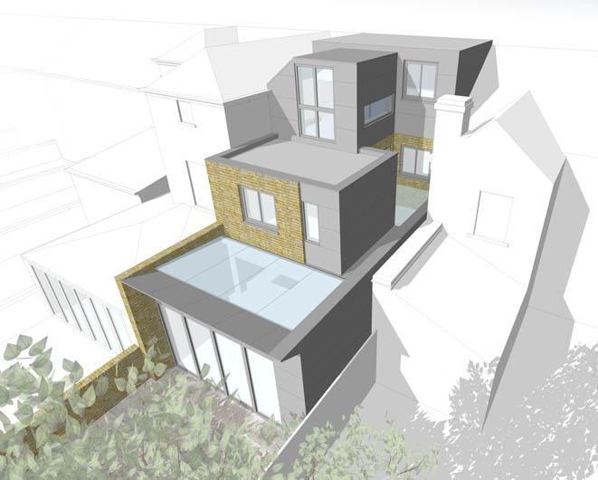 Ashworth parkes architects project victorian terrace for Terrace extension