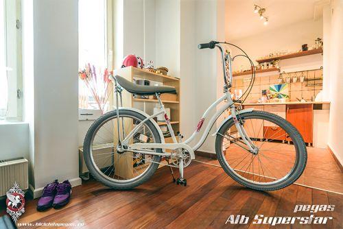 Iti mai aduci aminte de bicicletele Pegas? Acele biciclete fabricate in Romania, la Uzina MecanicaTohan, incepand din 1972? Daca ai trait in perioada