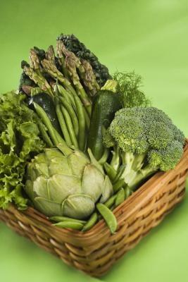 Top 10 Healthiest Green Foods