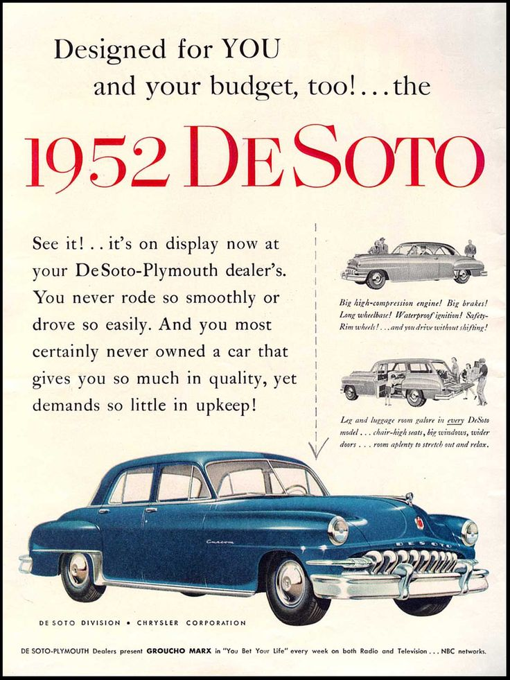 6c22fb17f59f869d25d2216c04ad518b vintage postcards vintage cars 396 best desoto images on pinterest desoto cars, vintage cars  at sewacar.co