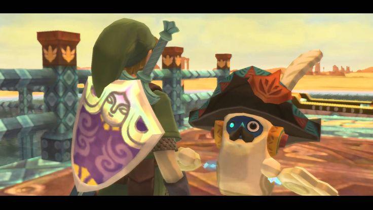 The legend of Zelda Skyward Sword Walkthrought part 65. 1080p.