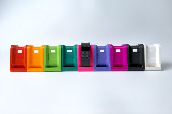 Fitbit Charge HR Docking Station / Fitbit by MirandaMorganDesign