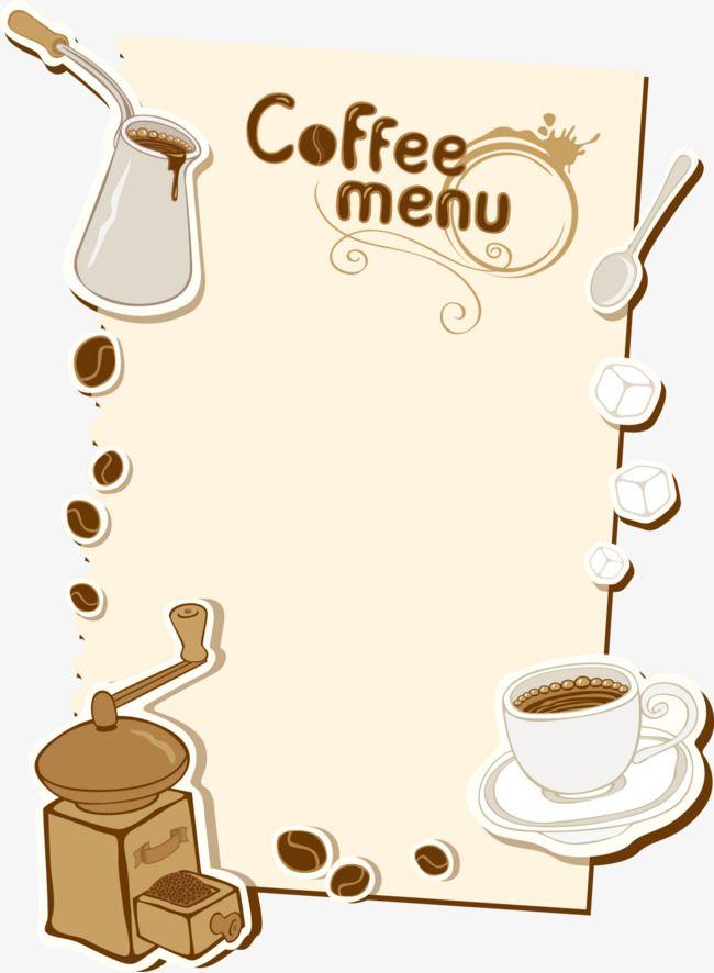 منيو قهوة ناقلات تصميم قهوة زهري مشروبات Png والمتجهات للتحميل مجانا Coffee Menu Design Coffee Menu Coffee Poster Design
