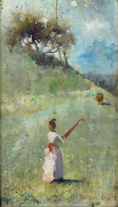 The Fatal Colours Charles Conder