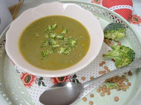 MioMat - Šošovicovo-brokolicová