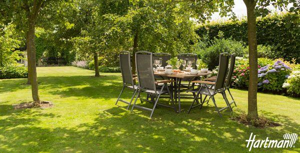 Vertrouwde klassiekers; Naast alle vernieuwde modellen, behouden we natuurlijk ook onze #klassieke #Hartman toppers! #tuinmeubelen #tuin