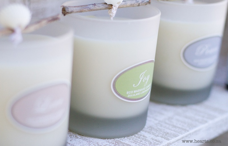 Soya Candles -  EarthSong Cape Town