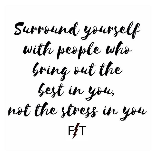 Possitive people will help support you and build you up - keep them close 🙏🏻 #akaFit #itsalifestyle #lookfitgetfitbefit #bodylove --- www.akafit.co.uk