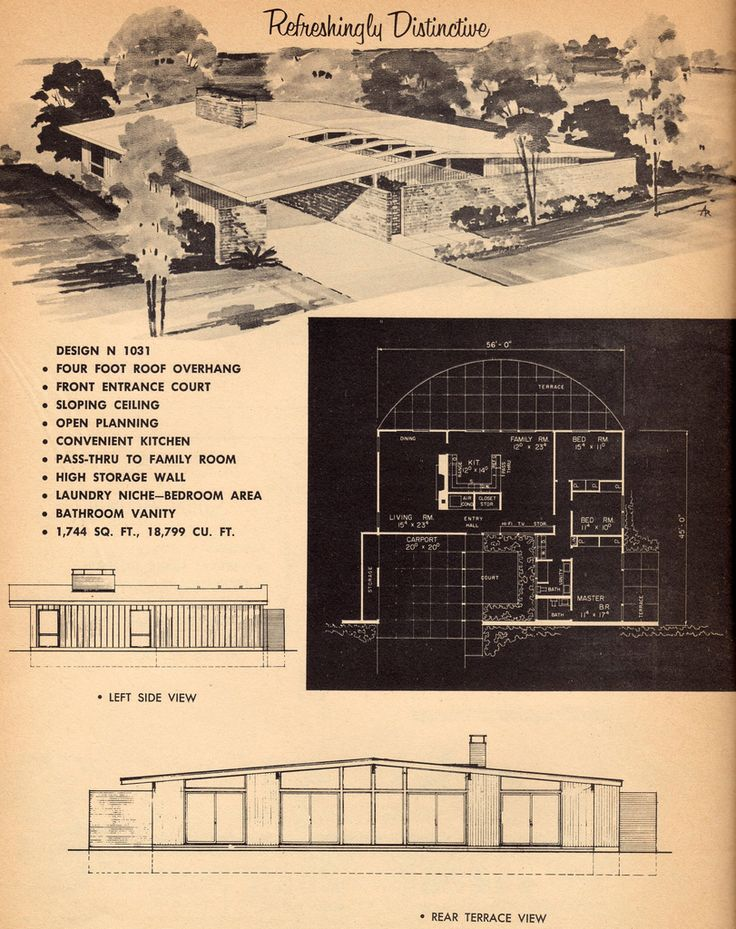 Planos Croquis Arquitectura