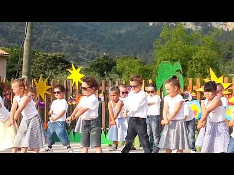 """Aerys spectacle ecole """"Grease"""" - YouTube"""