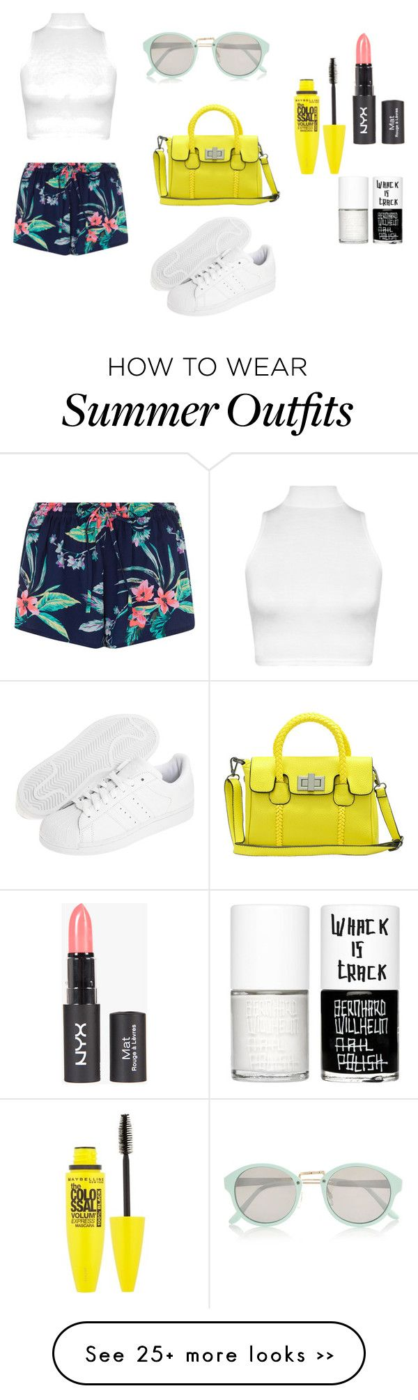 """""""Summer Outfit"""" by antonia053 on Polyvore"""