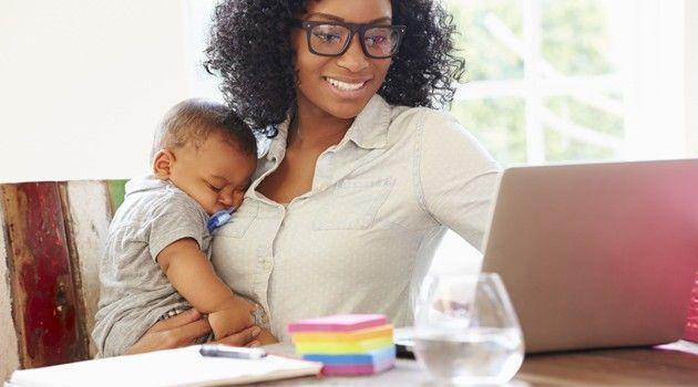 Filhos de mães que trabalham fora são mais educados e independentes, diz pesquisa - Bolsa de Mulher