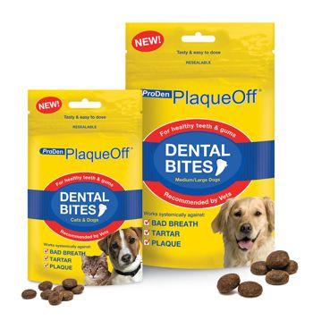 Alavis PlaqueOff Dental Bites přispívá ke zdraví ústní dutiny u psů a koček.Proti plaku a kazu a zubnímu kameni.Zvíře Alavis spolkne a do ústní dutiny se dostává účinná látka se slinami.Doporučují veterináři  60g    269,-Kč