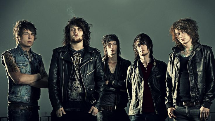 Asking Alexandria <3