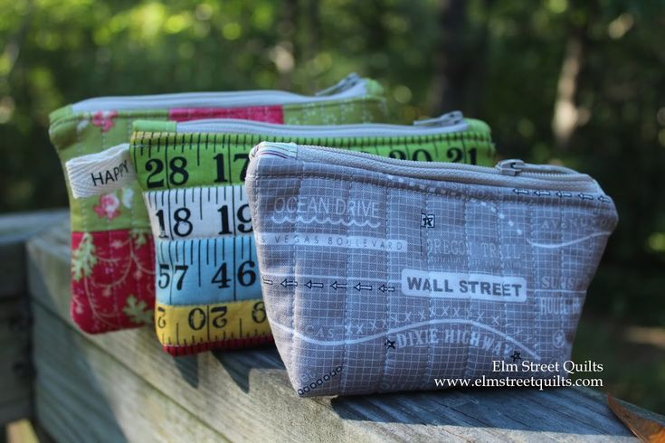 Bag It - Large Storage bags (Day 7) | Elm Street Quilts