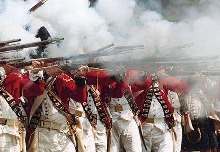 revolutionary war    Revolutionary War Why Did the Patriots Win the Revolutionary War?