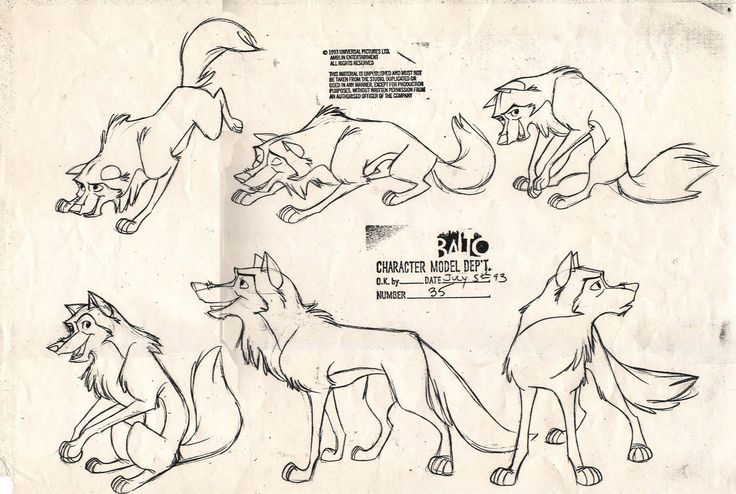 Living Lines Library: Balto (1995) - Characters, Model Sheets ★ || CHARACTER DESIGN REFERENCES (https://www.facebook.com/CharacterDesignReferences & https://www.pinterest.com/characterdesigh) • Love Character Design? Join the Character Design Challenge (link→ https://www.facebook.com/groups/CharacterDesignChallenge) Share your unique vision of a theme, promote your art in a community of over 25.000 artists! || ★