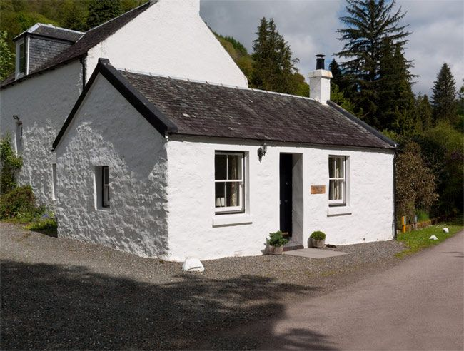 Glenbranter Cottage Scotland Cottages And Small Space
