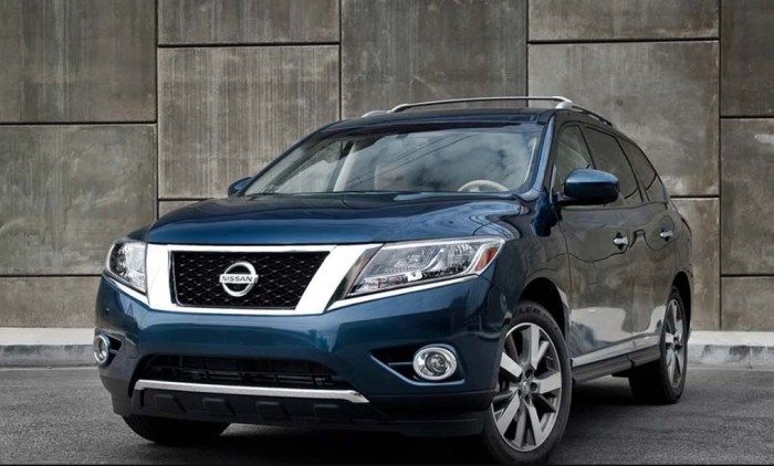 2020 Nissan Pathfinder Overview Price And Release Date Con