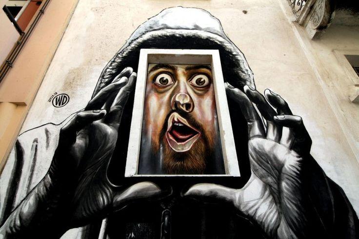 Σου δείχνουμε τo Γκράφιτι. Βρίσκεις την περιοχή; (Athens Greece)