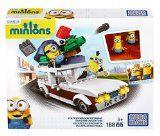 MegaBloks Minion Movie Station Wagon Getaway Toy
