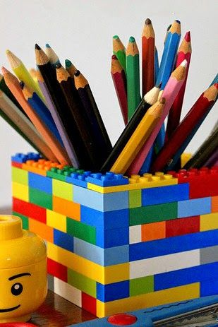 Never New: Repurposing Lego In Useful Ways Around The Home
