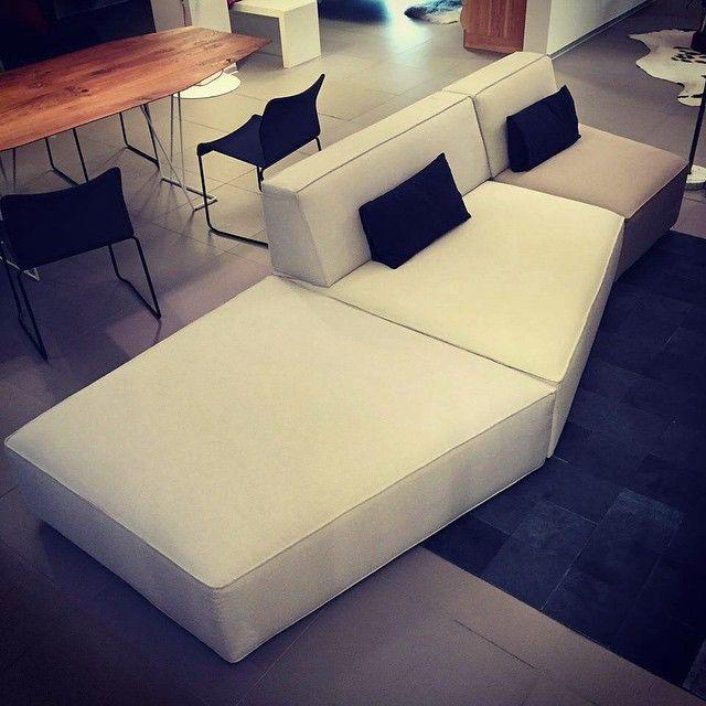 New #Slide Sofa °°° LAGO #interiordesign solutions for your #livingroom