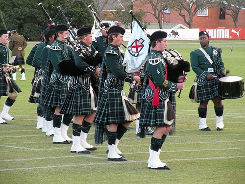 The cadet Pipe band St Andrews College, Grahamstown Eastern cape - my brothers and nephews went to school here. | Flickr - Photo Sharing!