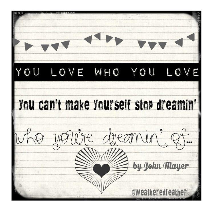Best John Mayer song <3