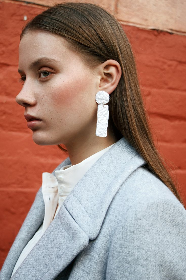 Tabitha Earrings by Pigment Studio Photo by Amazir Aknine