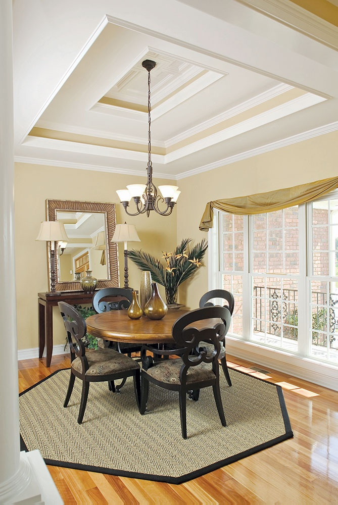 1000+ Ideas About Tray Ceiling Bedroom On Pinterest
