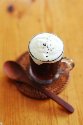 「コーヒーとマスカルポーネの冷たいデザート」:若山曜子連載:いつだってカフェ気分!おうちで簡単♪おしゃれスイーツ:レシピブログ
