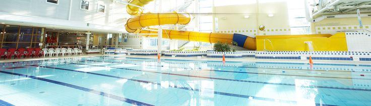 Letnany Lagoon Indoor Swimming Pool, Prague 18